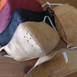 masque en liège - nuances de liège - www.nuancesdeliege.ch